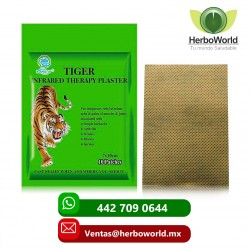 Tiger Infrared Therapy Plaster 4 unidades