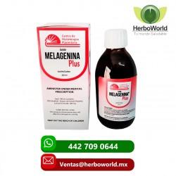 Melagenina Plus tratamiento para eliminar manchas para la piel.