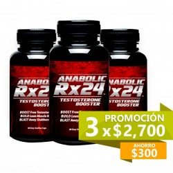 3 Anabolics Rx24