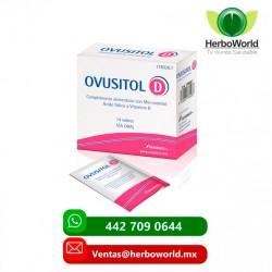 ovusitol D inositol, acido folico y vitamina d